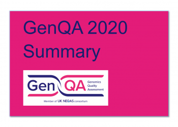 Wondering what GenQA have done in 2020?