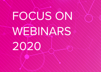 Focus On webinars for 2020